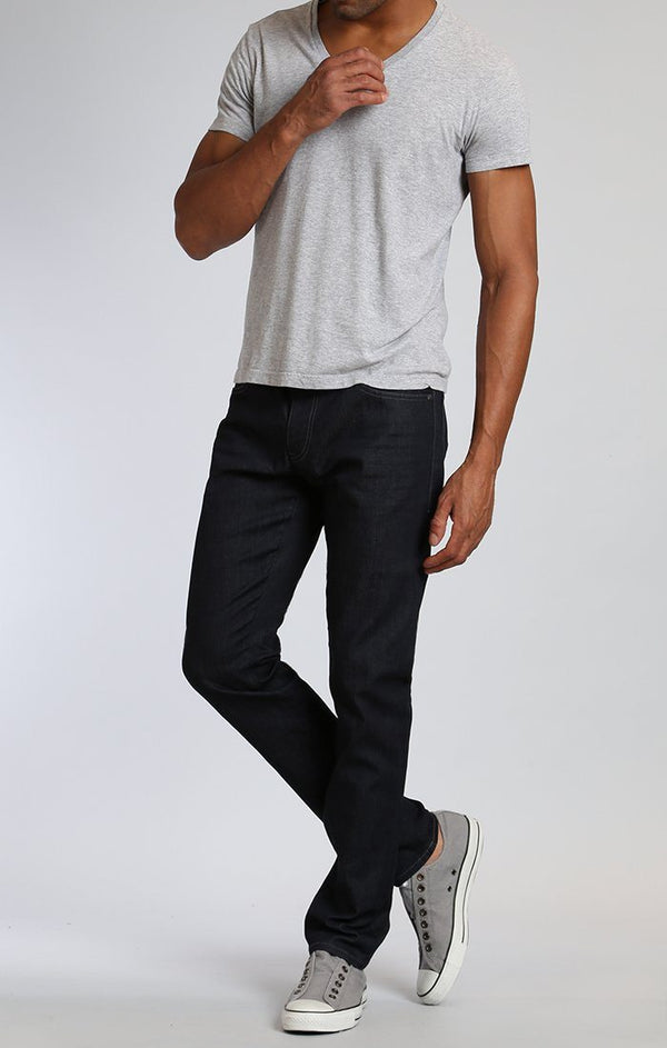JAMES SKINNY IN DEEP RINSE WILLIAMSBURG - Mavi Jeans