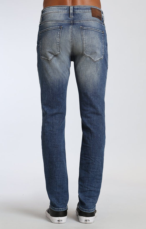 JAKE SLIM LEG IN MID RANDOM AUTHENTIC VINTAGE - Mavi Jeans