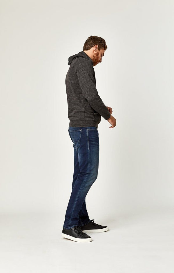 JAKE SLIM LEG IN INK BLUE SPORTY - Mavi Jeans