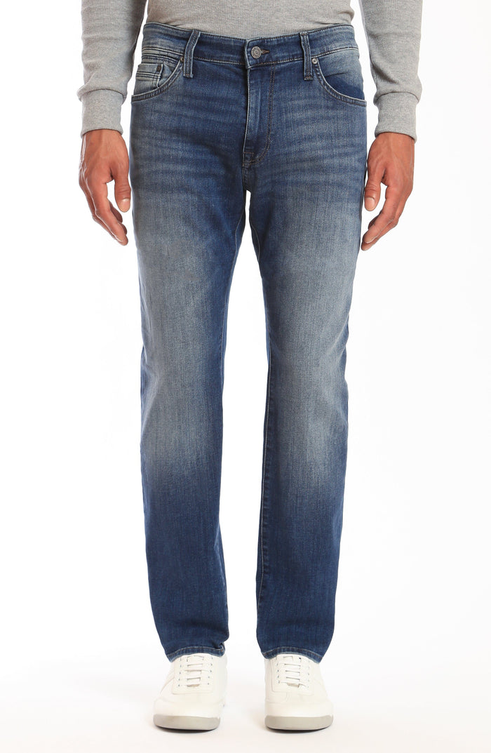JAKE SLIM LEG IN MID USED MICHIGAN - Mavi Jeans