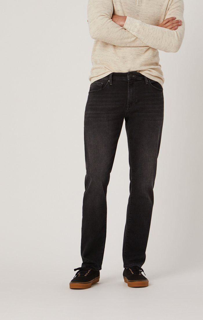 JAKE SLIM LEG IN SMOKE ATHLETIC - Mavi Jeans