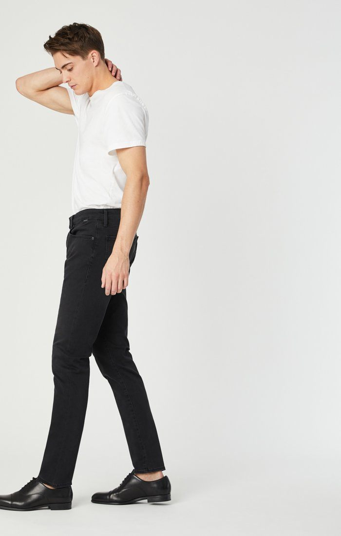 JAMES SKINNY IN SMOKE SUPERMOVE - Mavi Jeans