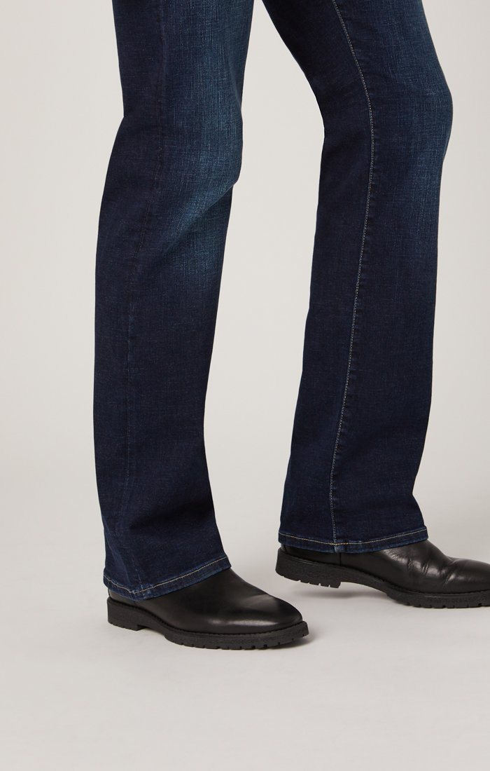 JOSH BOOTCUT IN DEEP BRUSHED CASHMERE