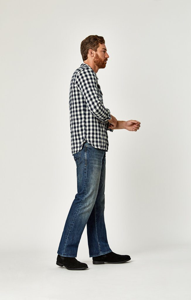 JOSH BOOTCUT IN MID SHADED STANFORD - Mavi Jeans
