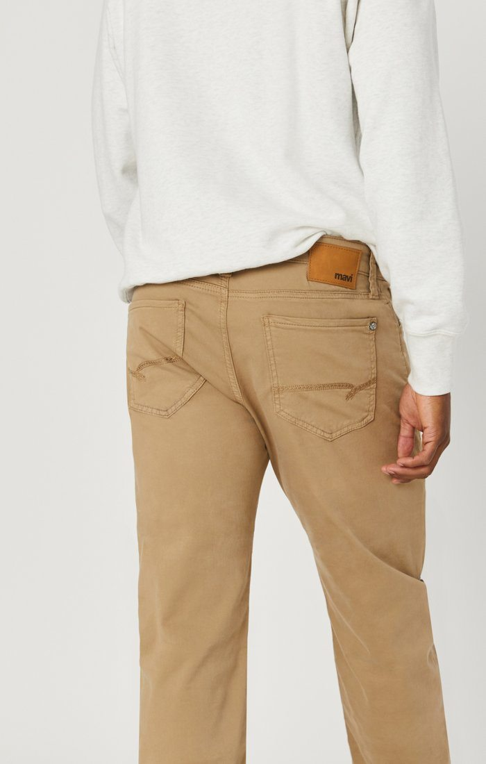 ZACH STRAIGHT LEG IN BRITISH KHAKI TWILL Image 6