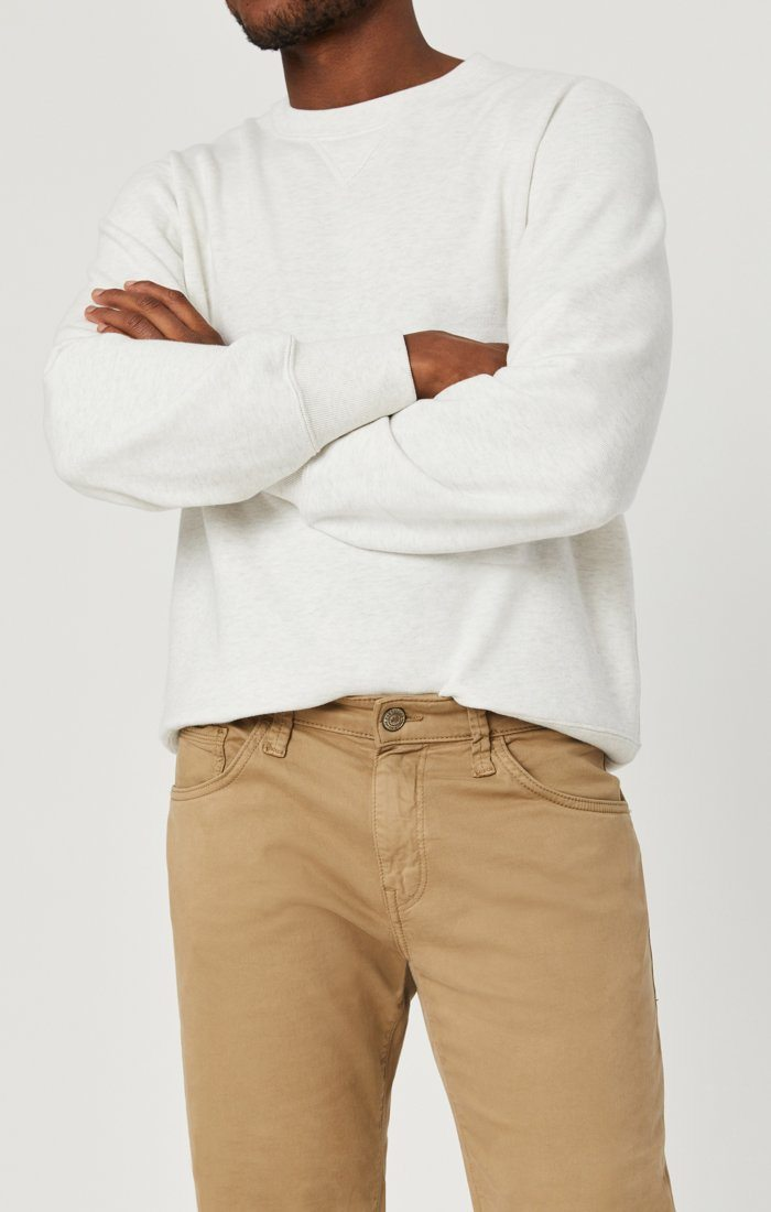 ZACH STRAIGHT LEG IN BRITISH KHAKI TWILL Image 2
