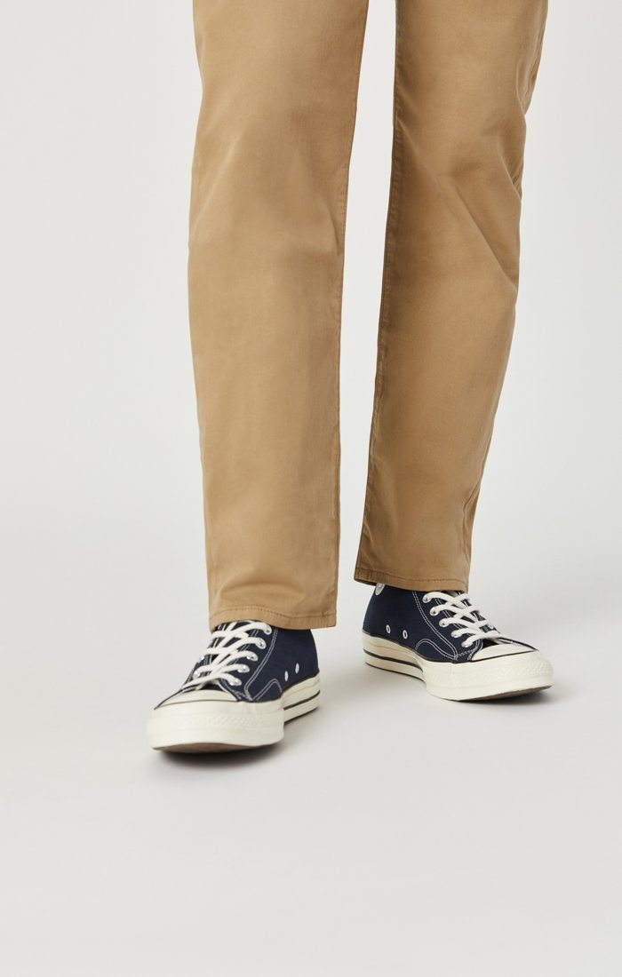 ZACH STRAIGHT LEG IN BRITISH KHAKI TWILL Image 8