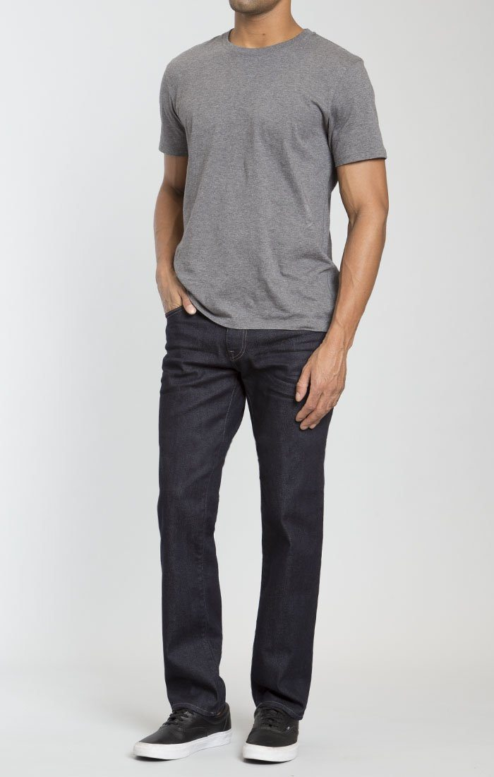 ZACH STRAIGHT LEG IN MIDNIGHT WILLIAMSBURG - Mavi Jeans