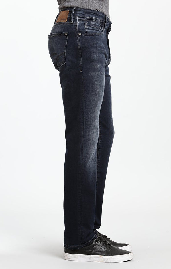ZACH STRAIGHT LEG IN RINSE FOGGY WILLIAMSBURG - Mavi Jeans