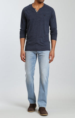 ZACH STRAIGHT LEG IN LIGHT TONAL SUMMER - Mavi Jeans