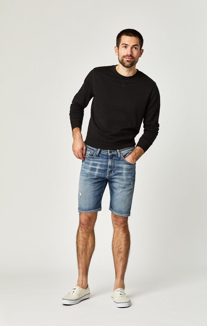 BRIAN SHORTS IN DARK SHADED AUTHENTIC VINTAGE Image 2
