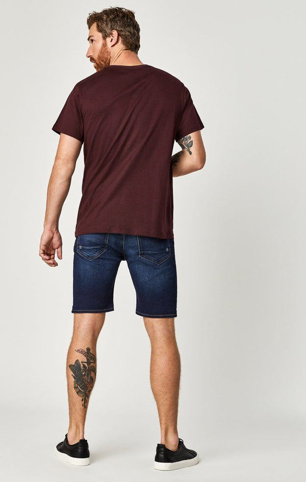BRIAN SHORTS IN DARK INDIGO SPORTY - Mavi Jeans