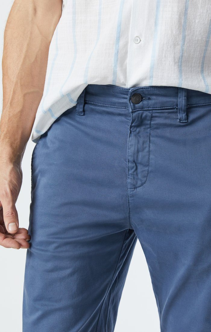 MIKE SHORTS IN VINTAGE INDIGO TWILL Image 6
