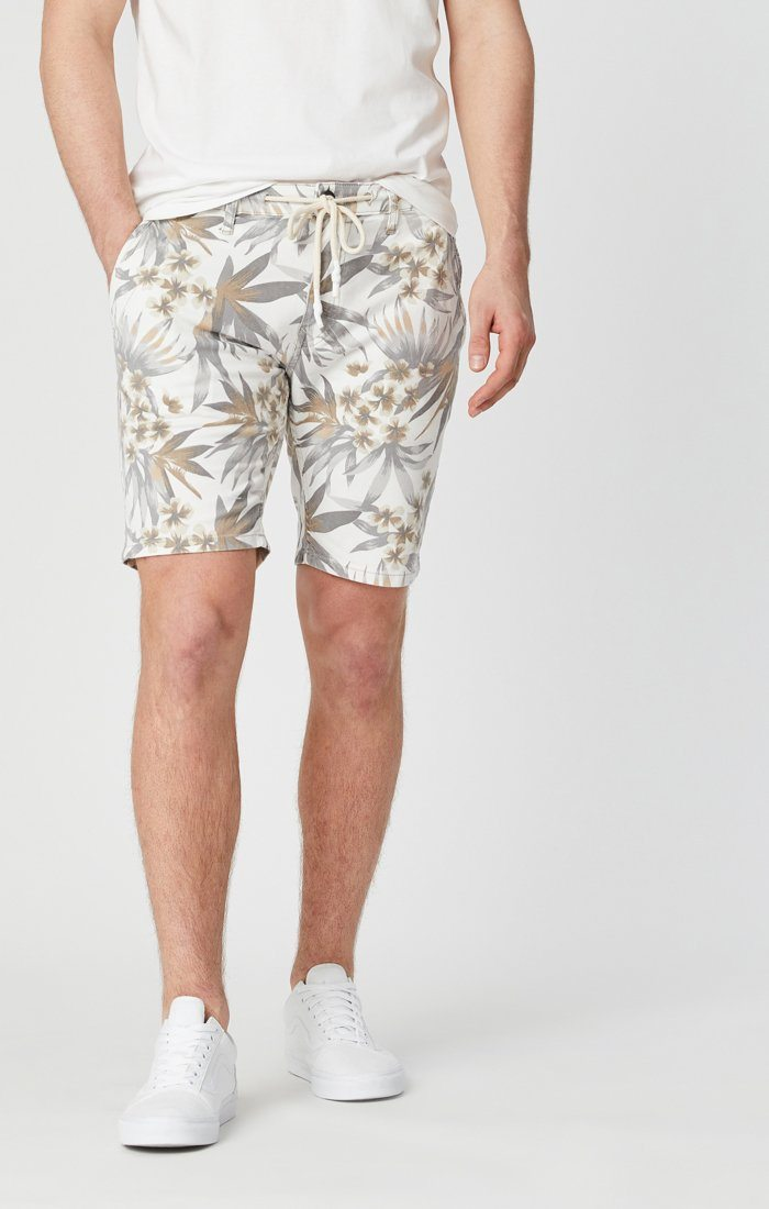 Mavi Men's Jay Shorts In Summer Festival