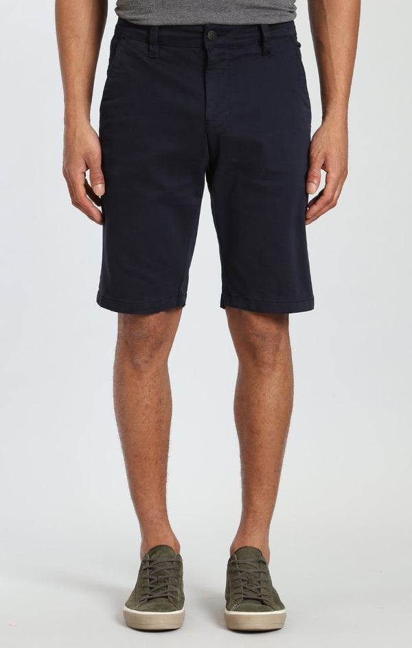 JACOB SHORTS IN DARK NAVY TWILL - Mavi Jeans