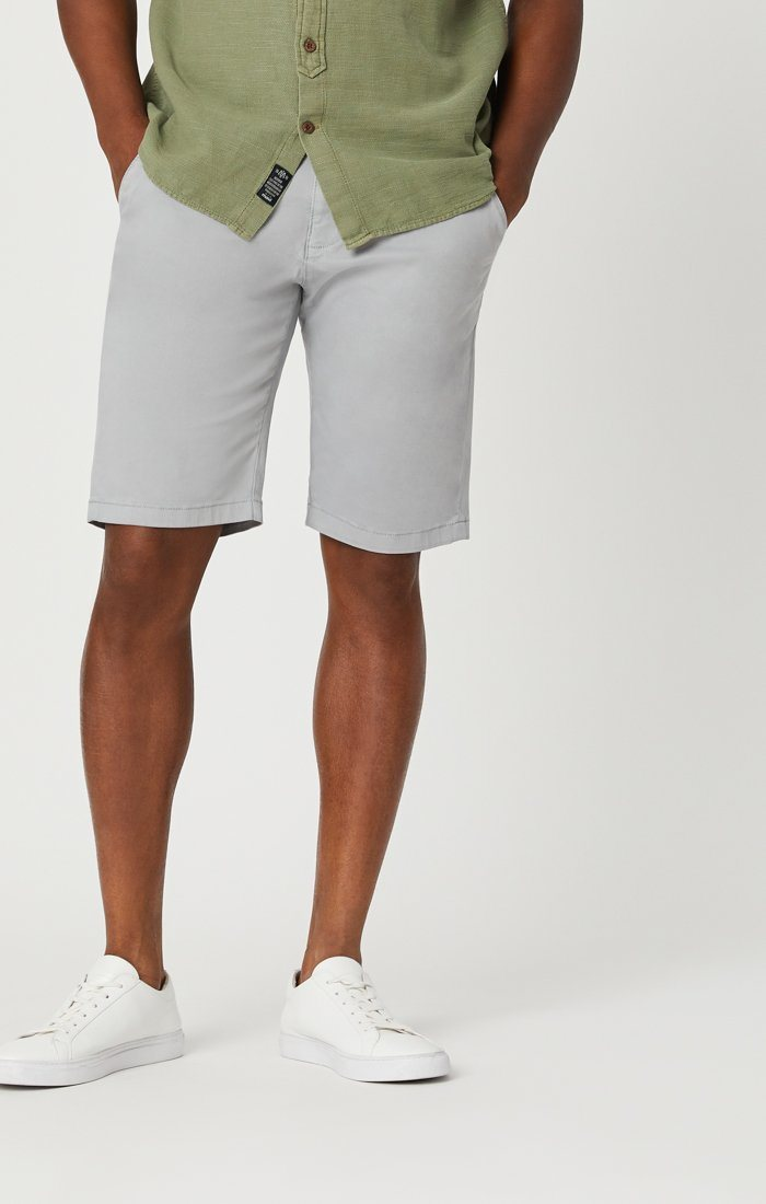 JACOB SHORTS IN QUARRY SUMMER TWILL Image 2
