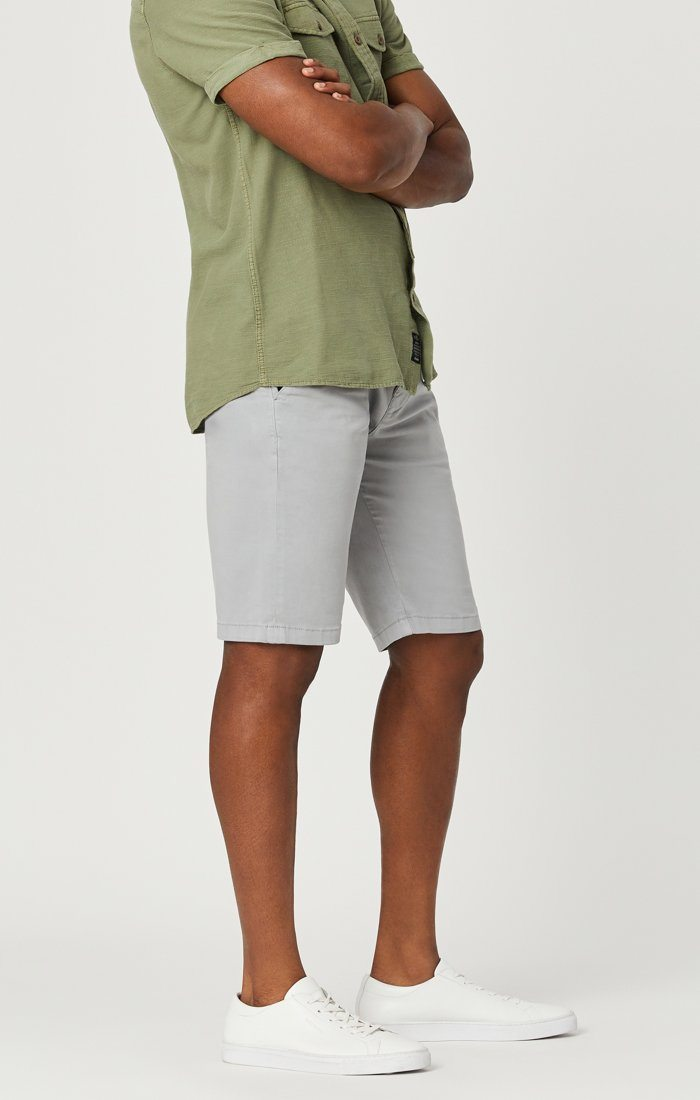 JACOB SHORTS IN QUARRY SUMMER TWILL Image 4