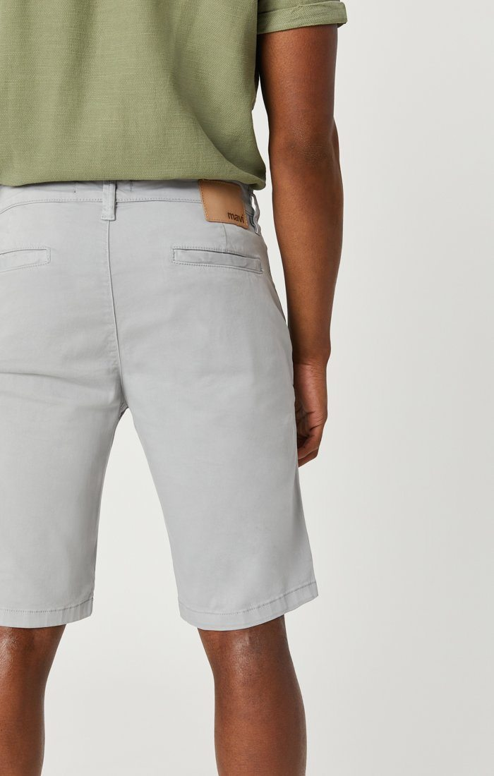 JACOB SHORTS IN QUARRY SUMMER TWILL Image 7