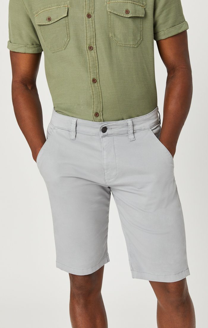 JACOB SHORTS IN QUARRY SUMMER TWILL Image 5