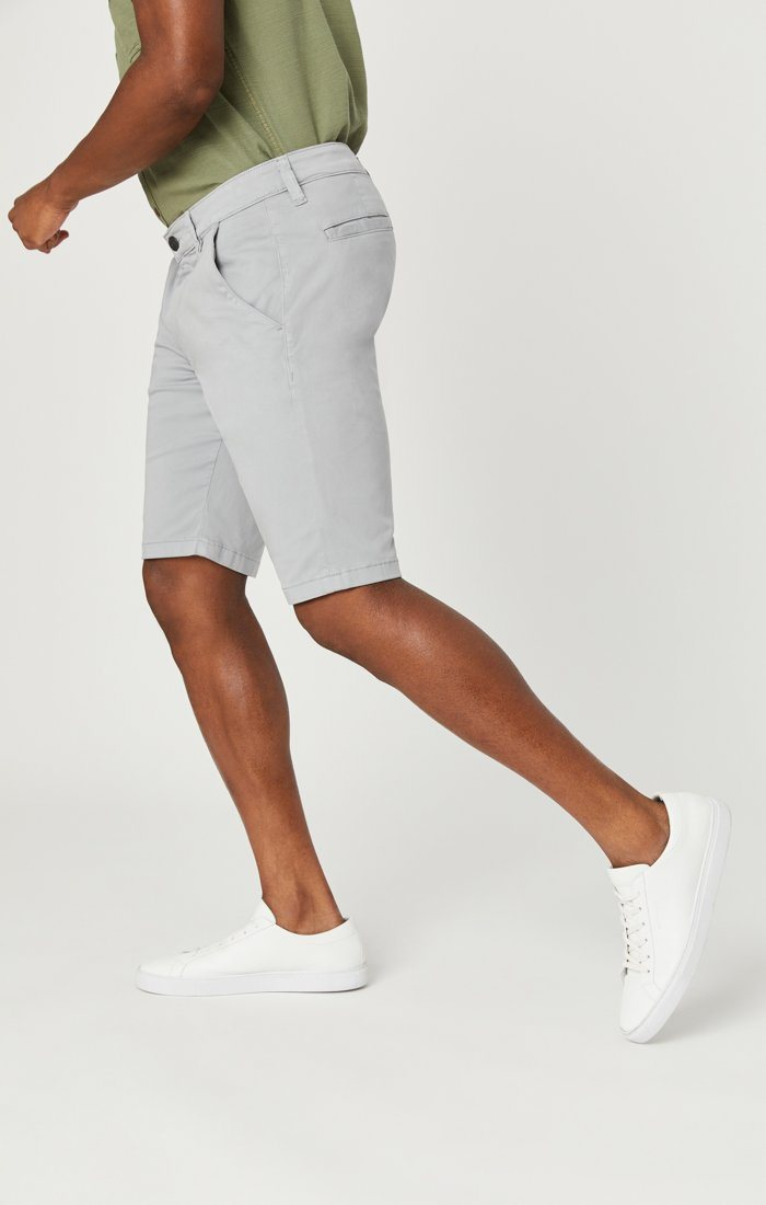 JACOB SHORTS IN QUARRY SUMMER TWILL Image 8