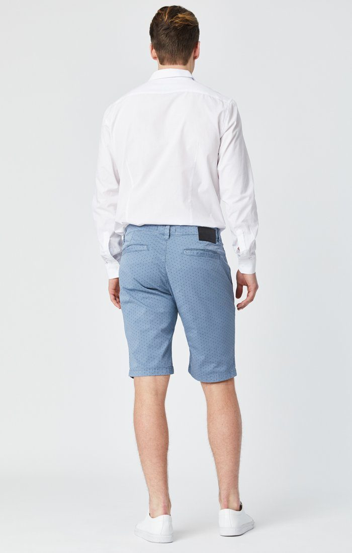 JACOB SHORTS IN BLUE FANCY Image 3