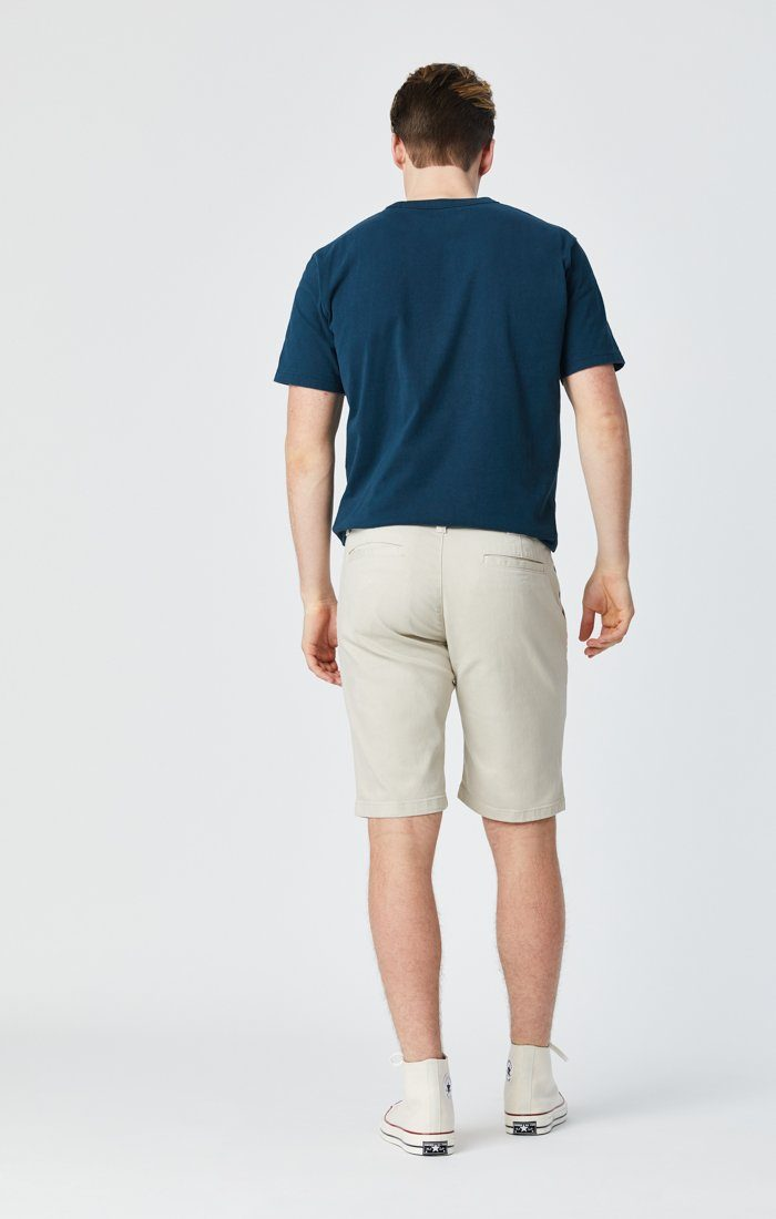 JACOB SHORTS IN STONE COMFORT Image 7