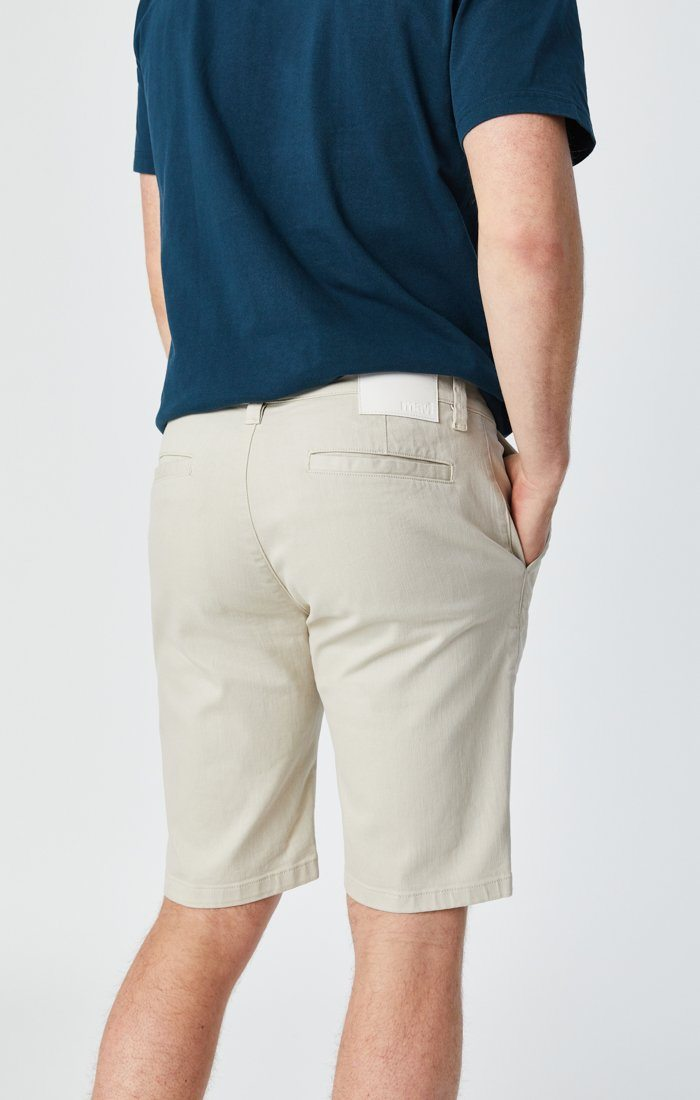 JACOB SHORTS IN STONE COMFORT Image 6