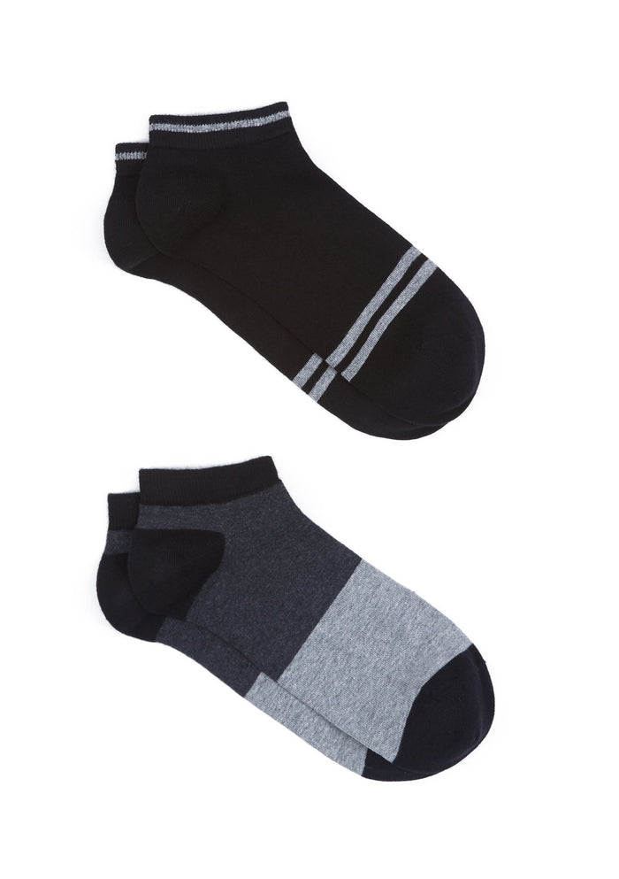 Stripe Socks (Pair of 2) - Mavi Jeans