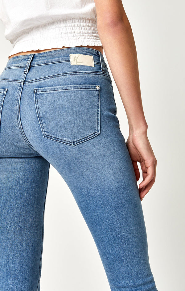 TESS SUPER SKINNY IN TWISTED VINTAGE BLUE - Mavi Jeans