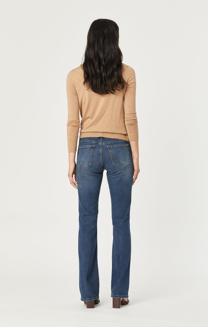 MOLLY BOOTCUT IN MID TRIBECA - Mavi Jeans