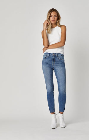 270bd73fdfd High Waisted Jeans | High Rise Jeans for Women | Mavi Jeans