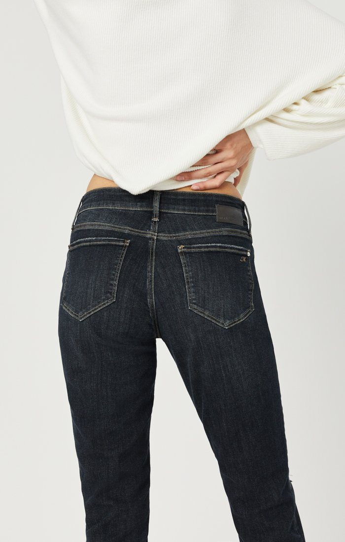 ADA BOYFRIEND JEANS IN SMOKY RIPPED VINTAGE Image 2