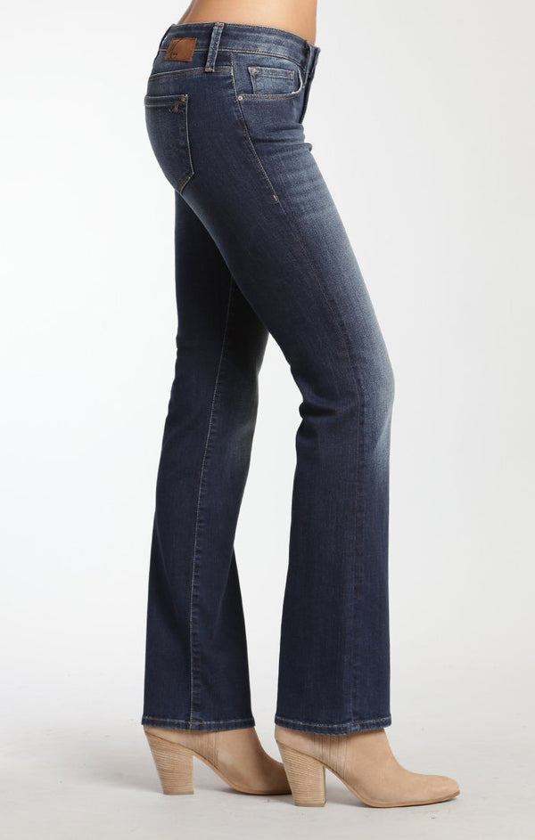 ASHLEY PETITE BOOTCUT IN DARK TRIBECA - Mavi Jeans