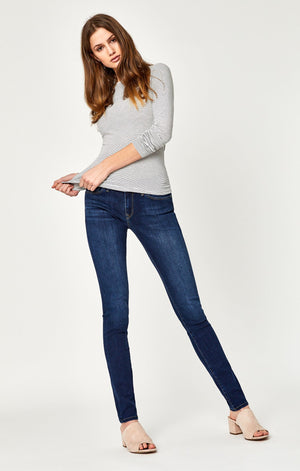 d1bc904647b ALEXA SKINNY IN DARK SUPERSOFT - Mavi Jeans ...