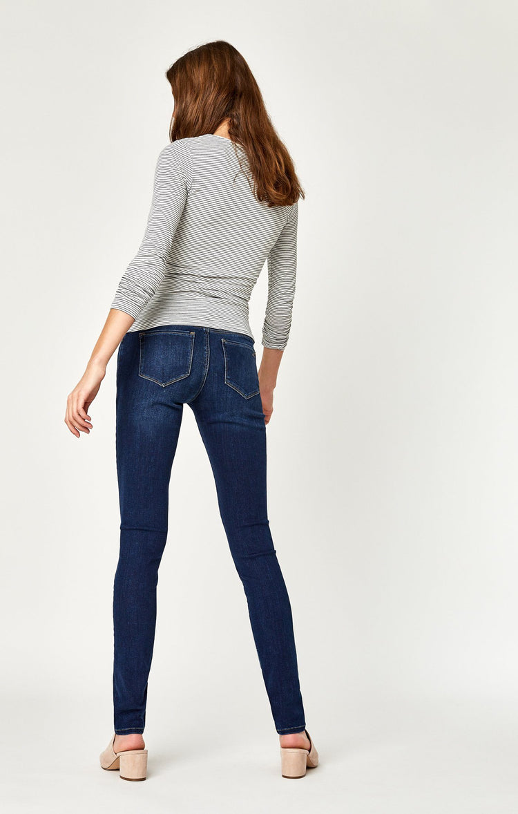 ALEXA SKINNY IN DARK SUPERSOFT - Mavi Jeans