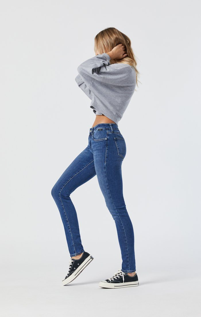 ALEXA SKINNY IN MID SUPERSOFT Image 1