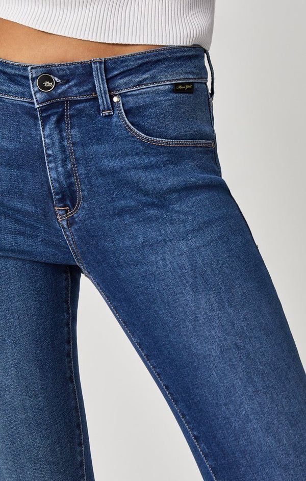 ADRIANA SUPER SKINNY IN INDIGO SUPERSOFT - Mavi Jeans