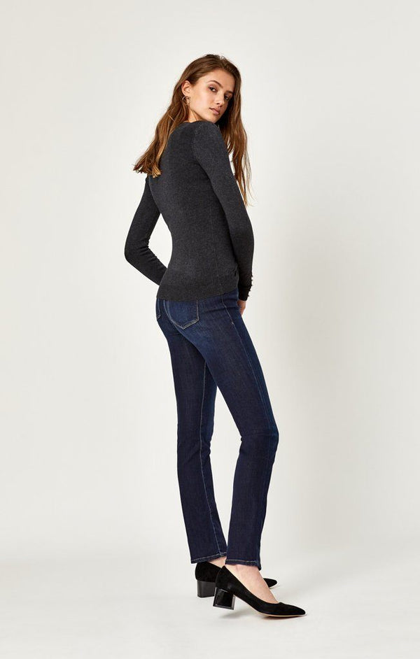 KENDRA STRAIGHT LEG IN DEEP SUPERSOFT - Mavi Jeans