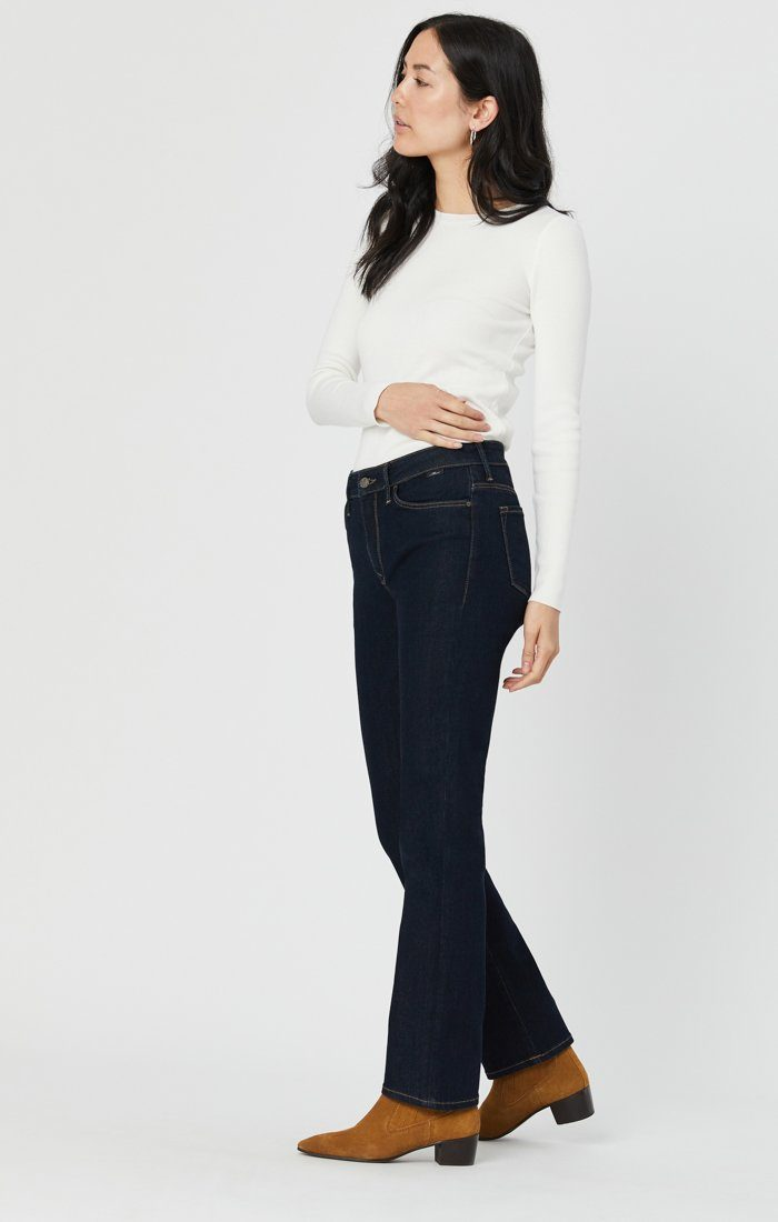 KENDRA STRAIGHT LEG IN RINSE SUPERSOFT - Mavi Jeans