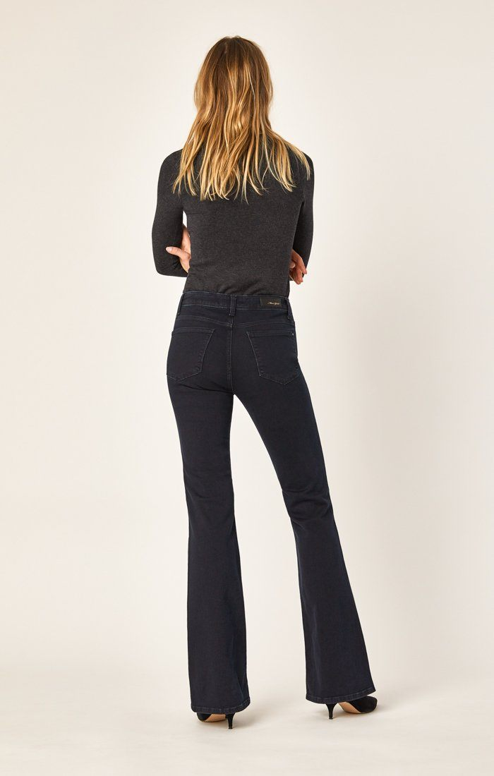 SYDNEY FLARE IN INK GOLD - Mavi Jeans