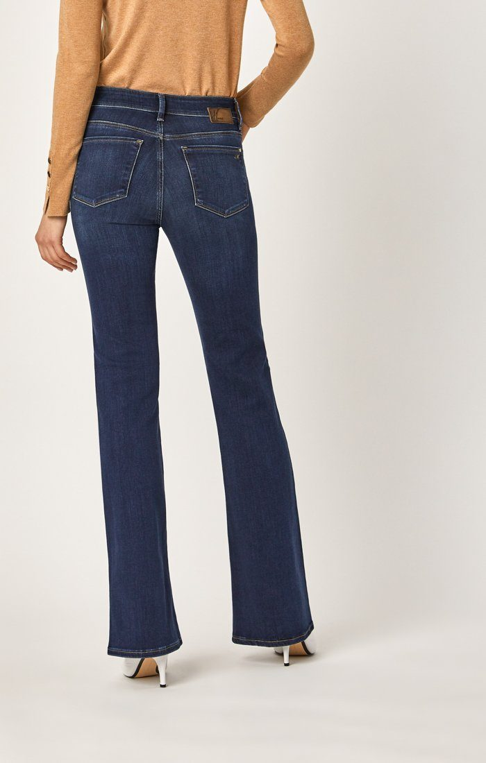 SYDNEY FLARE IN DARK SUPERSOFT - Mavi Jeans