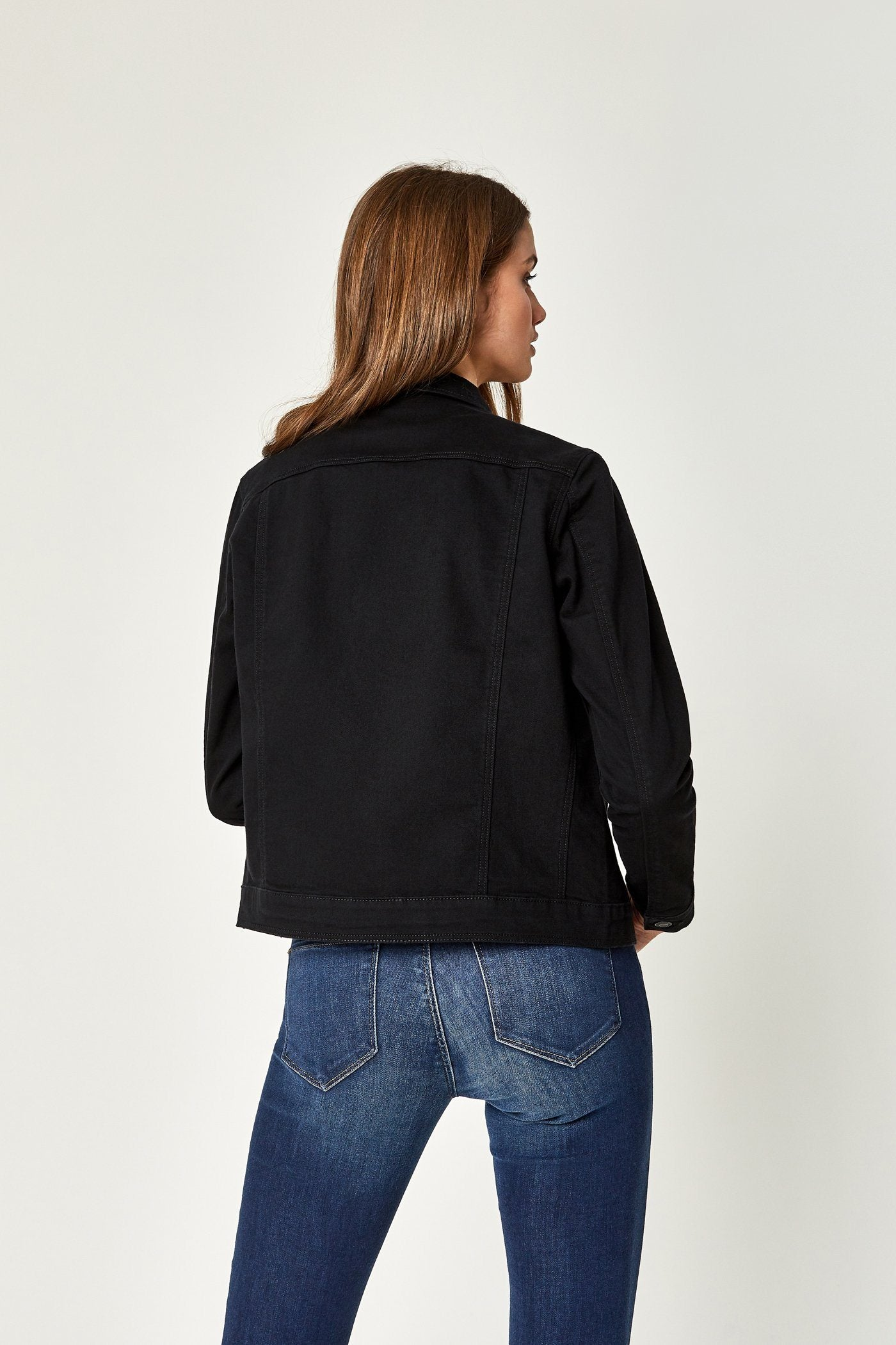 KATY JACKET IN BLACK COMFORT Image 5