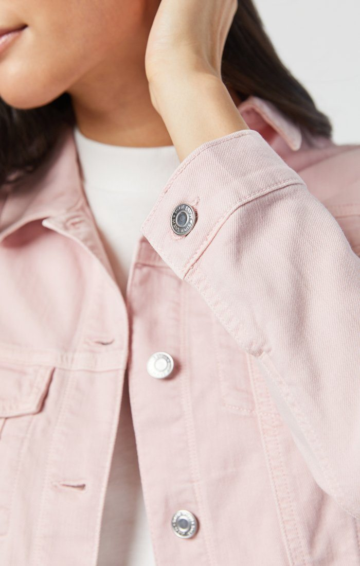 KATY JACKET IN BURNISHED LILAC COMFORT Image 1