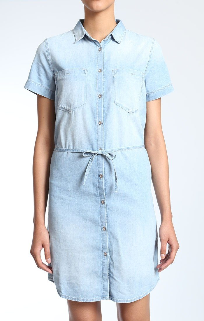 ELIA DRESS IN LIGHT - Mavi Jeans