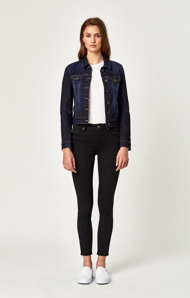 SAMANTHA JACKET IN DARK NOLITA Image 5