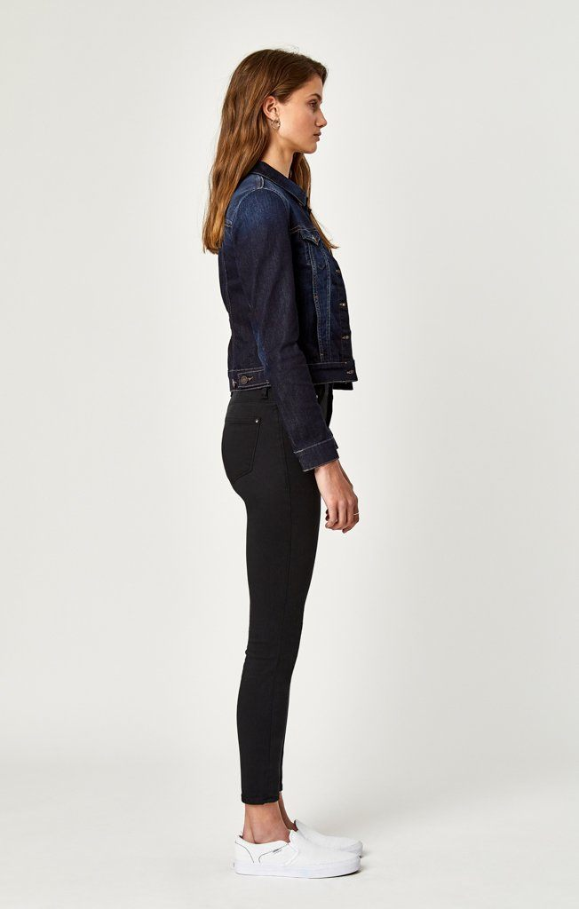 SAMANTHA JACKET IN DARK NOLITA Image 6