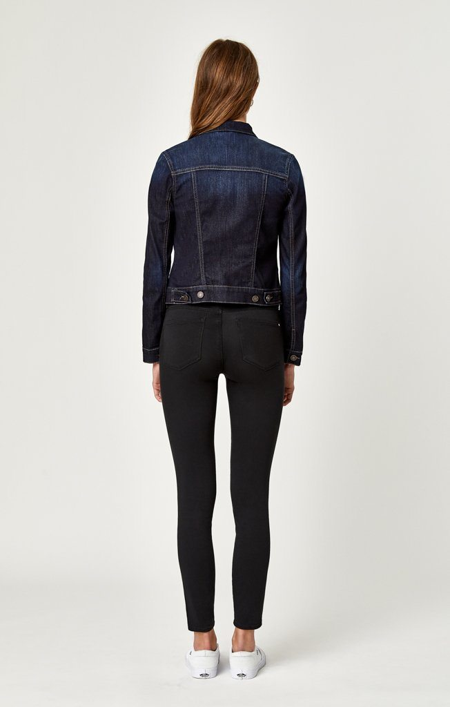 SAMANTHA JACKET IN DARK NOLITA Image 7