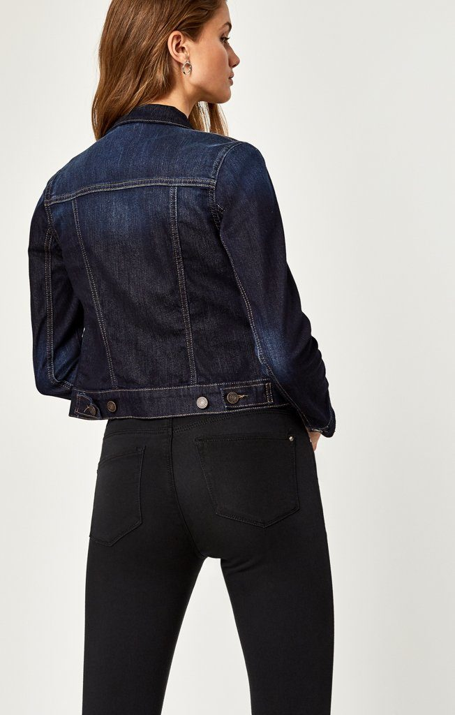SAMANTHA JACKET IN DARK NOLITA - Mavi Jeans