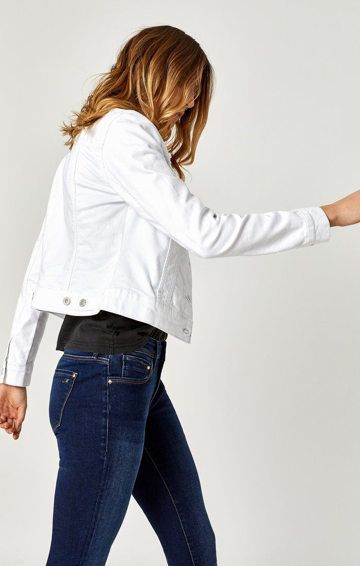 SAMANTHA JACKET IN WHITE NOLITA Image 1