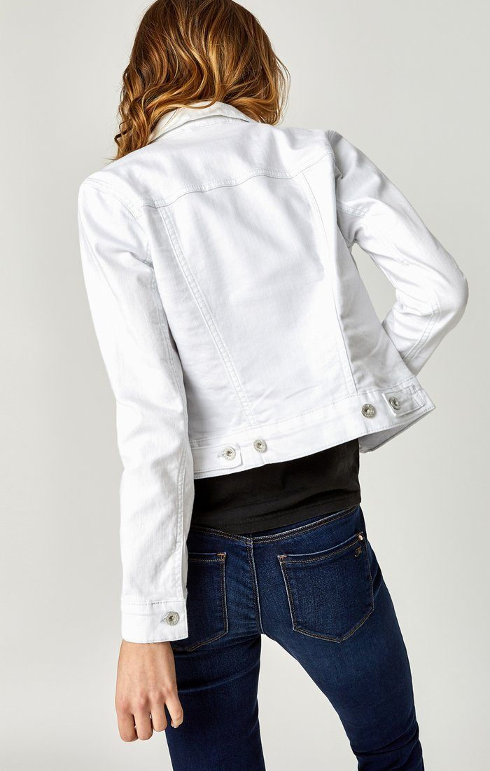 SAMANTHA JACKET IN WHITE NOLITA Image 5